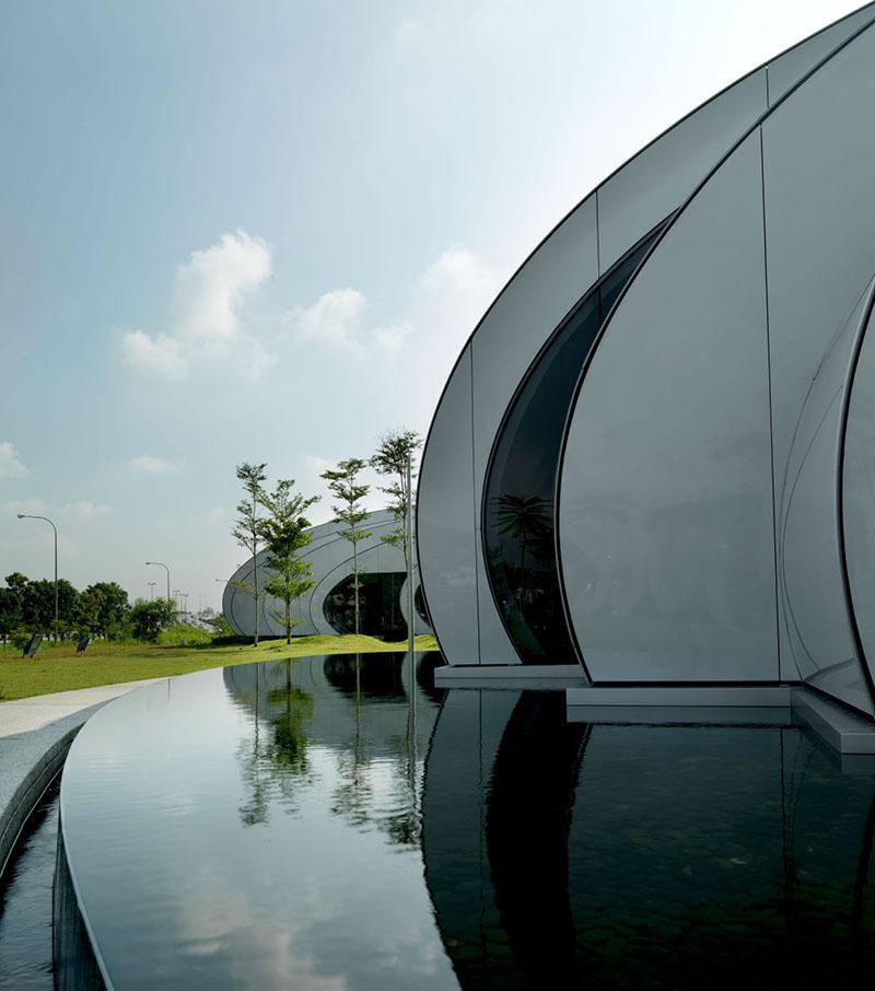 Pod Exhibition Pavilion 5