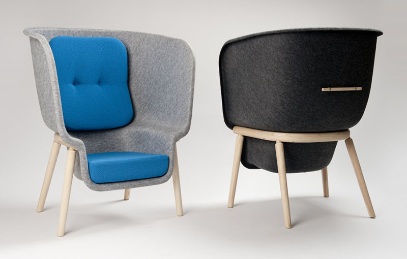 Pod Privacy Chair 1