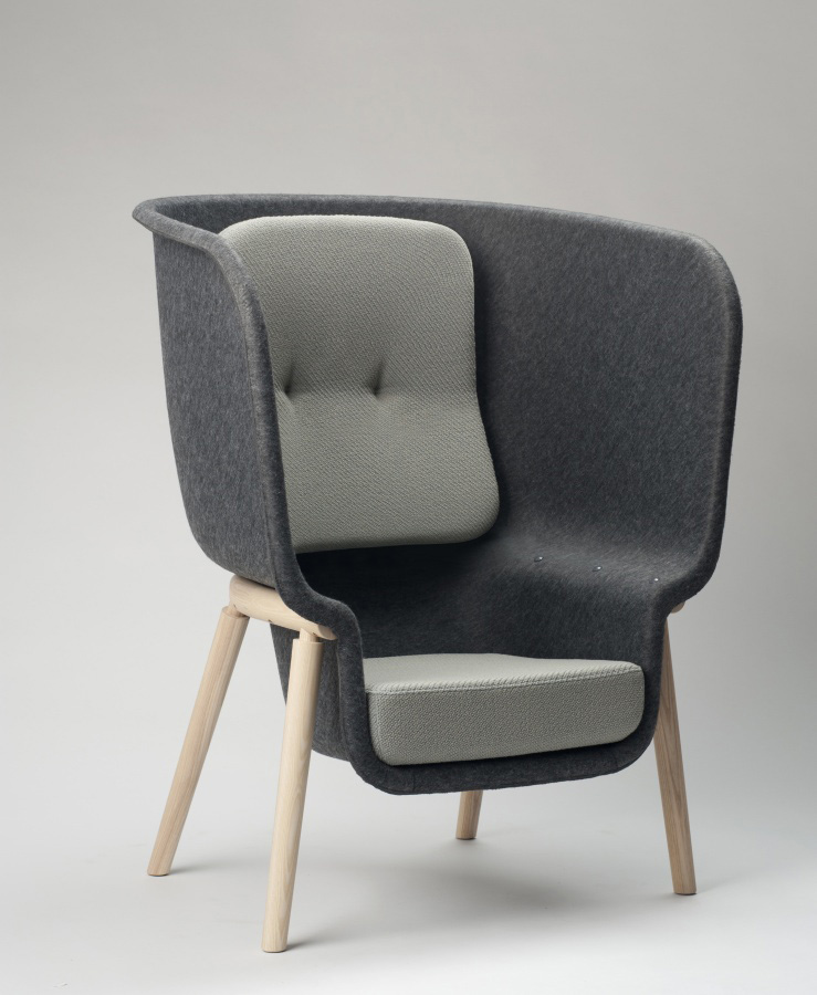 Pod Privacy Chair 3