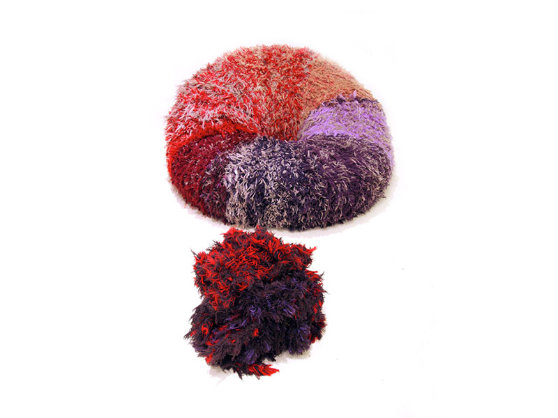 PomPon Armchair by CROP 3