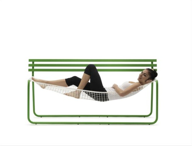 Siesta Outdoor bench 1