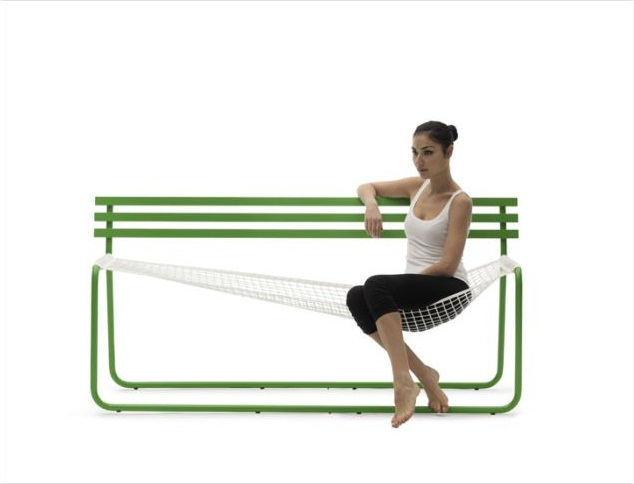 Siesta Outdoor bench 2