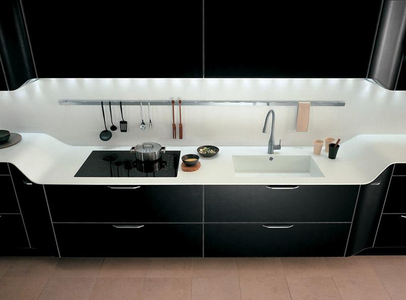 Venus Kitchen by Snaidero 2