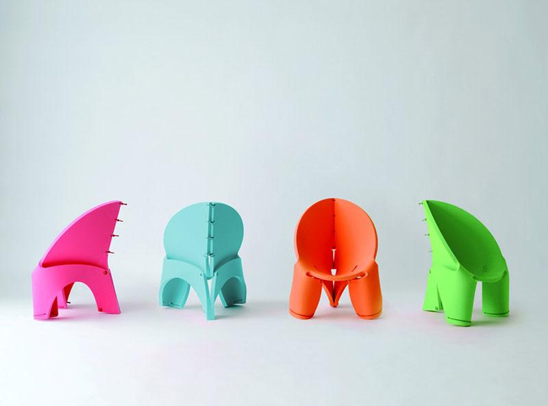 EVA chair for kids 2