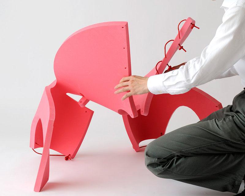 EVA chair for kids 5