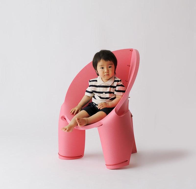 EVA chair for kids 6