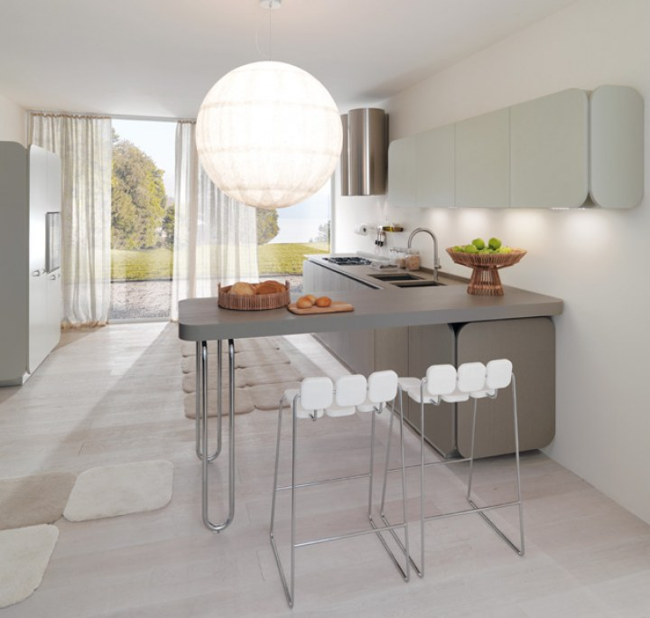 IT-IS Kitchen by Gruppo Euromobile 12