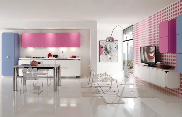 IT-IS Kitchen by Gruppo Euromobile 1