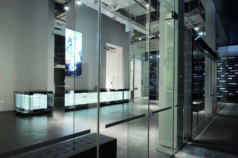 The Shanghai Museum of Glass 3