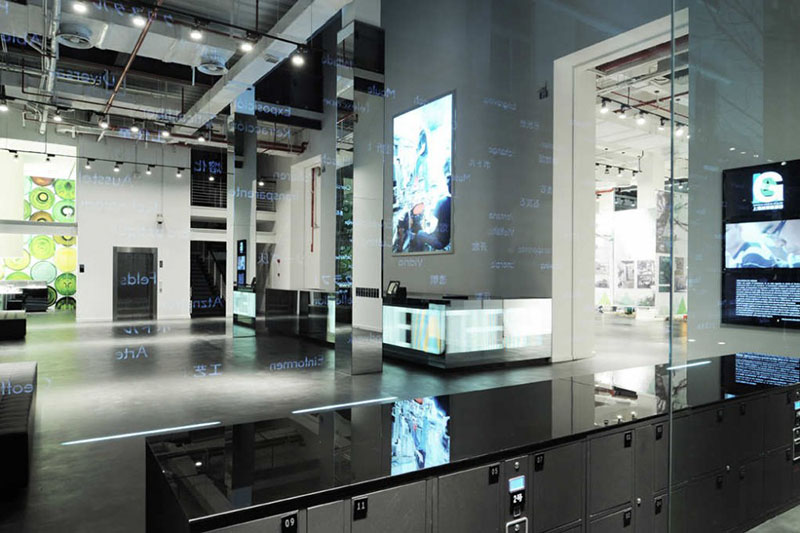 The Shanghai Museum of Glass 5