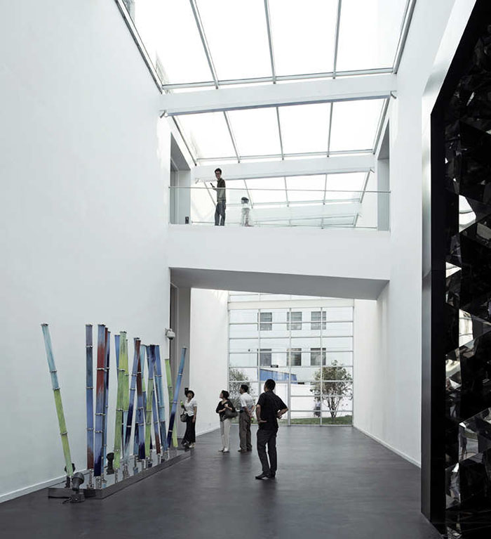 The Shanghai Museum of Glass 8