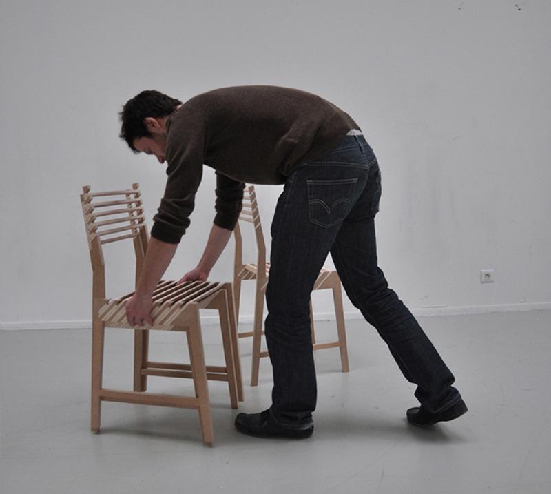 Triplette Chair 4