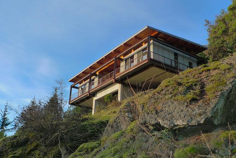 Buck Mountain House 1