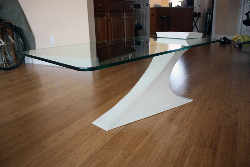 Cantilever Table 2