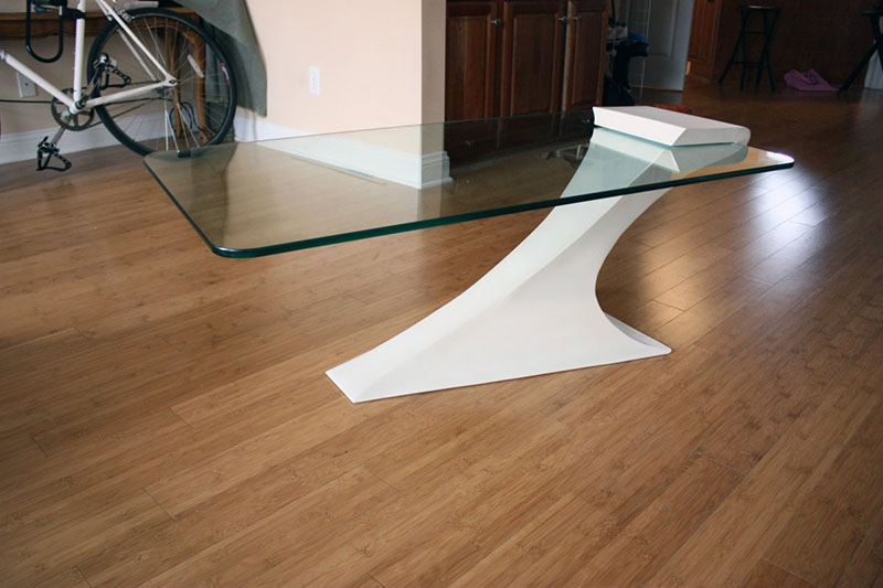 Cantilever Table 3
