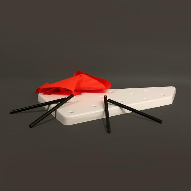 Flexible Shelf Enrique Romero 4