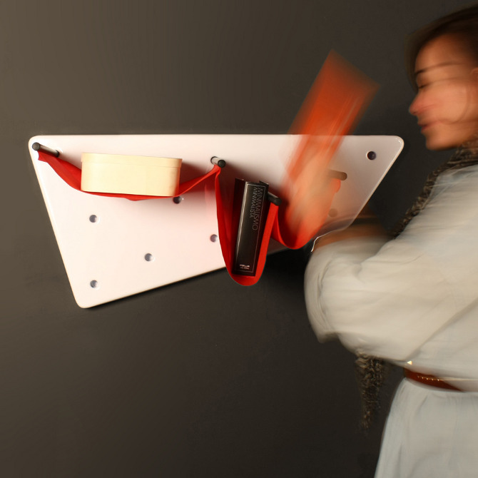 Flexible Shelf Enrique Romero 5