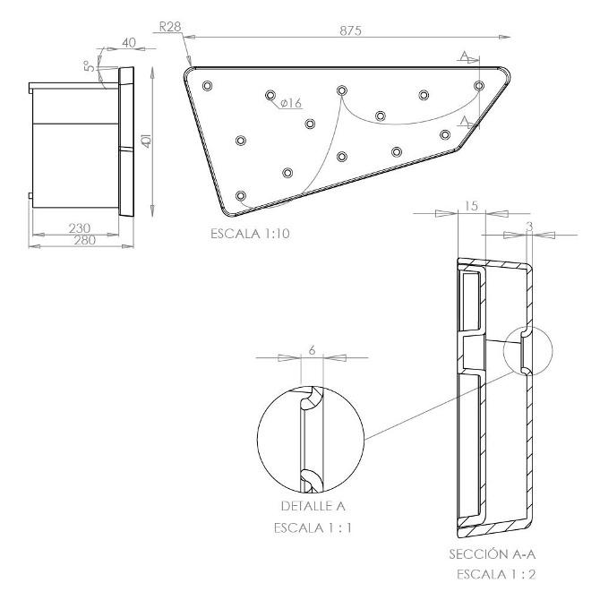 Flexible Shelf Enrique Romero 9