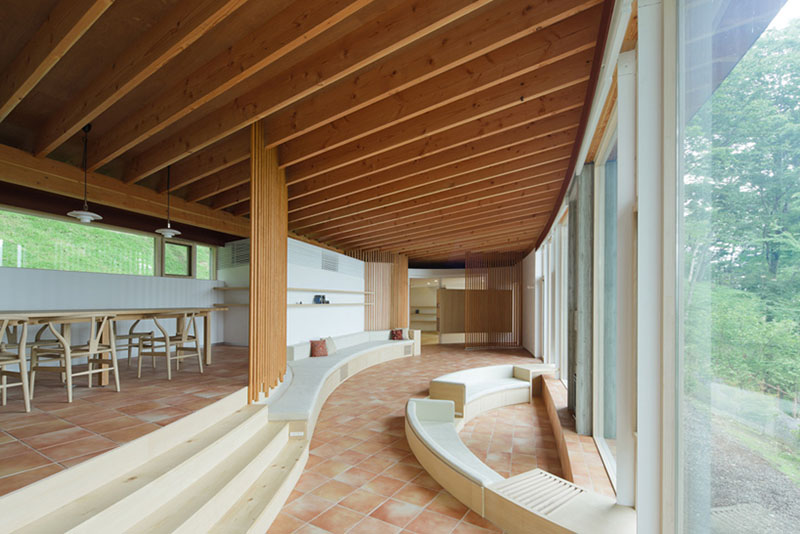 House in Hill by Cell Space Architects 8