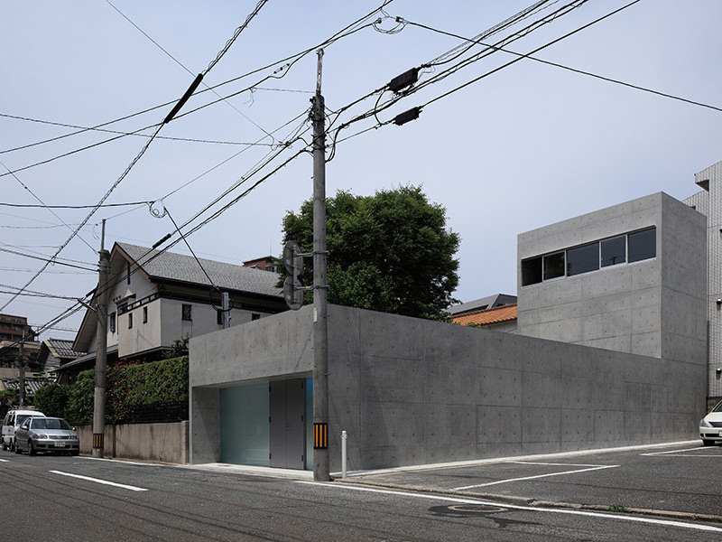 House in Ropponmatsu 1
