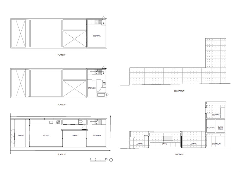 House in Ropponmatsu 12