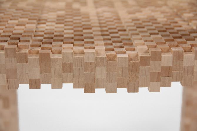 Pixel Chair 3