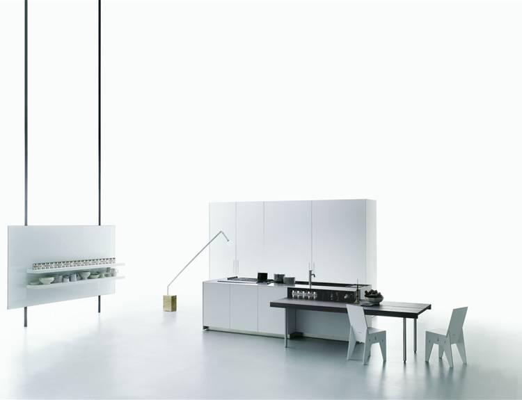 Modern kitchen design Aprile