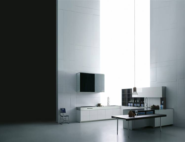 Modular Kitchen Concept Aprile