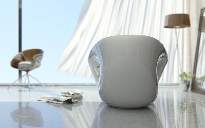 Futuristic Bathtub Design Charme