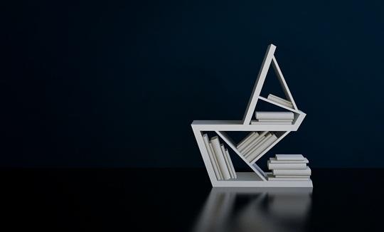 Papergeometrix Chair 1
