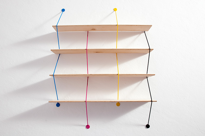 Ser­pent Modular Shelf 1