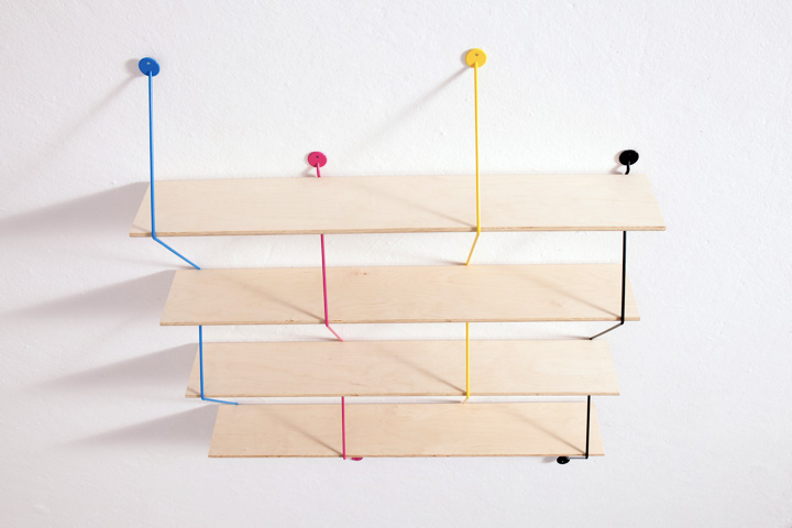 Ser­pent Modular Shelf 2