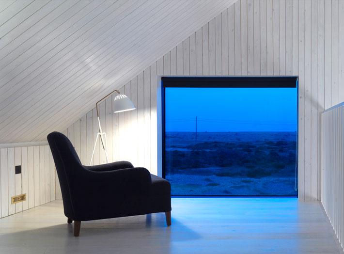 The Shingle House Living Area