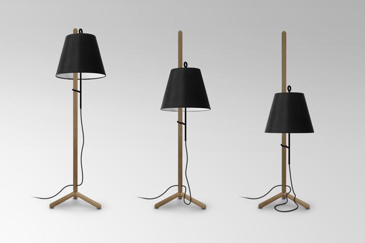 Cantilever Floor Lamp 1