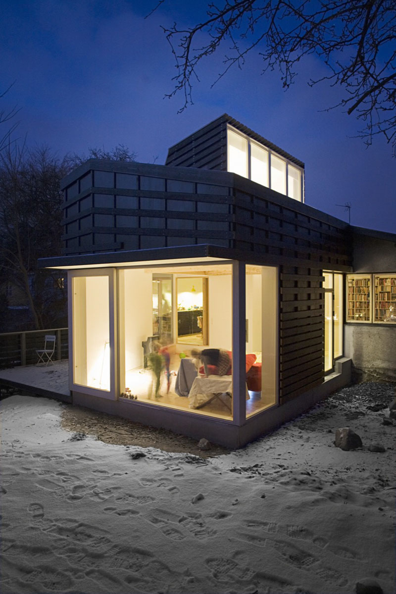Cloudy House by LASC Studio 11