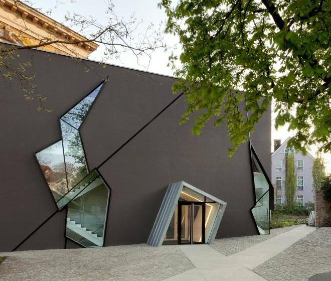 extension to the Felix Nussbaum Haus 1