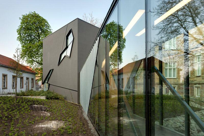 extension to the Felix Nussbaum Haus 2