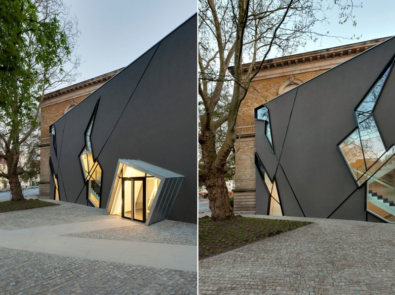 extension to the Felix Nussbaum Haus 4