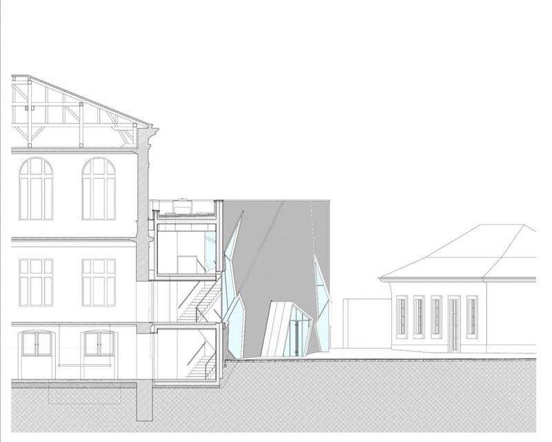 extension to the Felix Nussbaum Haus 7