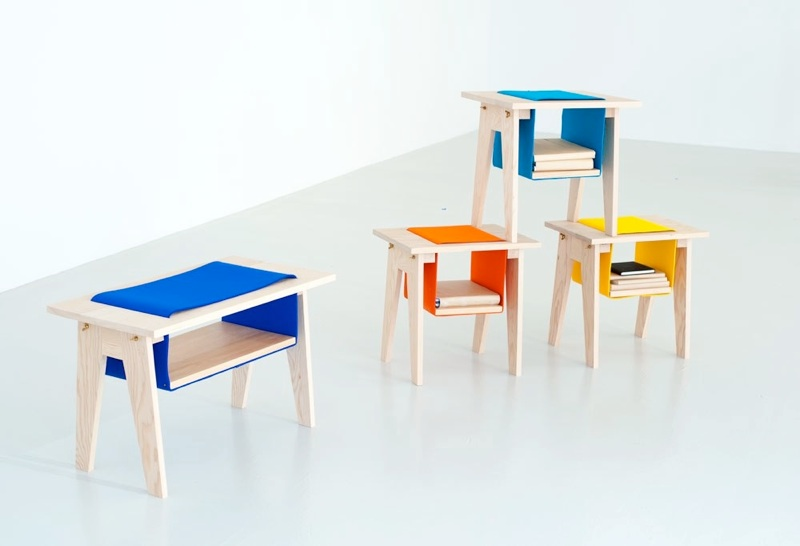 Felt & Gravity Furniture series 2