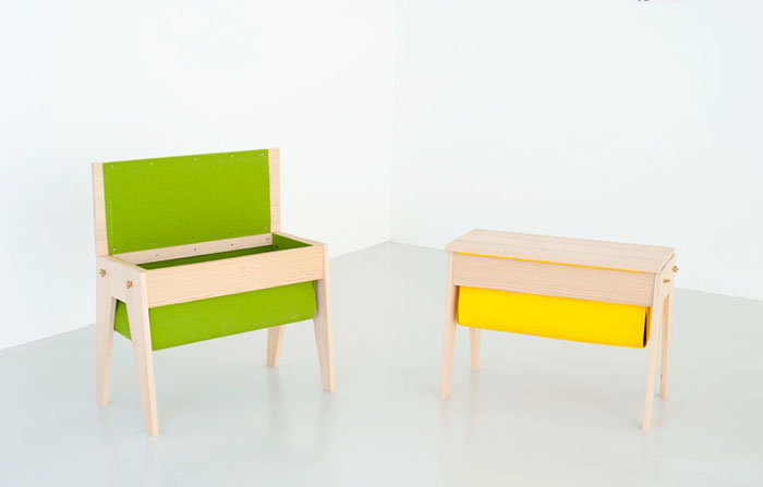 Felt & Gravity Furniture series 4