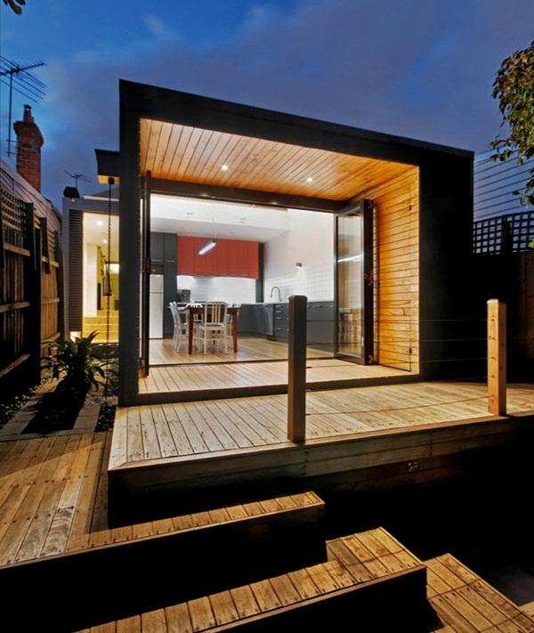 Gardiner House extension 3