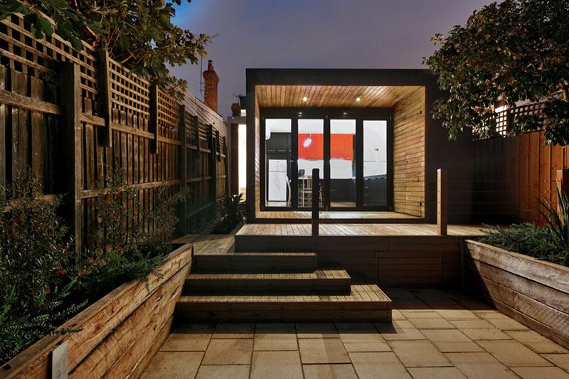 Gardiner House extension 4