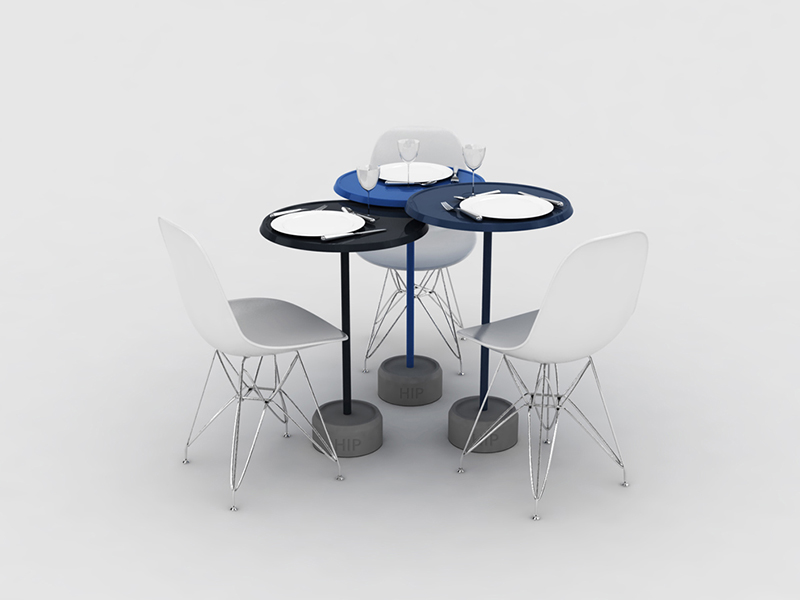 Hip Dining Table 2