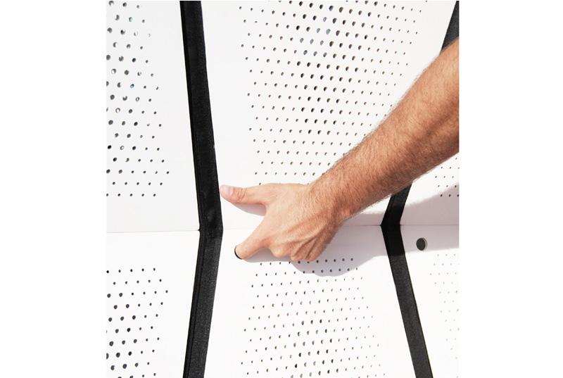 Just Fold It Room Divider 5