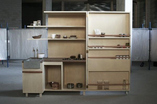 Keukenkabinet Compact Kitchen 1