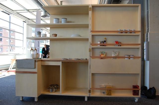 Keukenkabinet Compact Kitchen 2