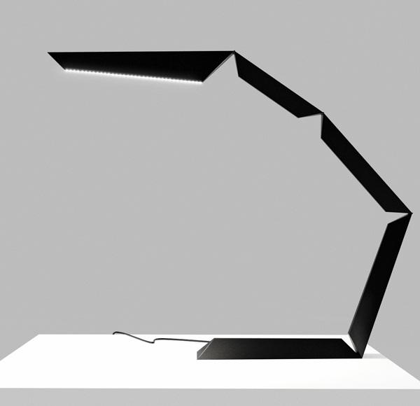Phalanx LED Table Lamp 1