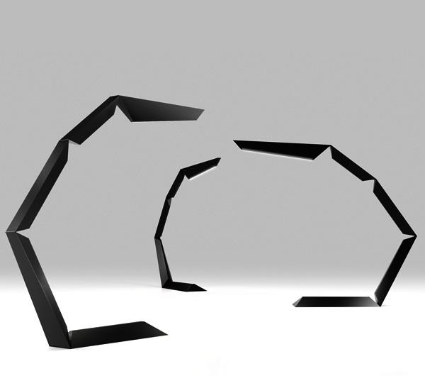 Phalanx LED Table Lamp 5