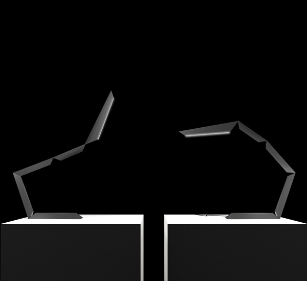 Phalanx LED Table Lamp 6